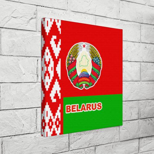 Холст квадратный  Фото 03, Belarus 5