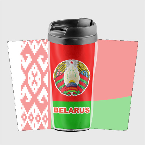 Термокружка-непроливайка  Фото 02, Belarus 5