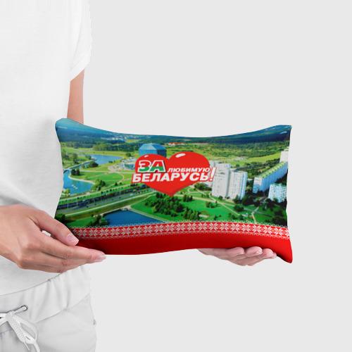 Подушка 3D антистресс  Фото 03, За Беларусь!