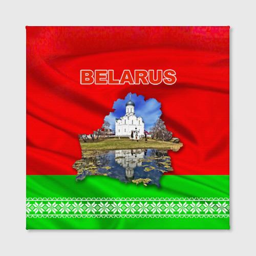 Холст квадратный  Фото 02, Belarus 13
