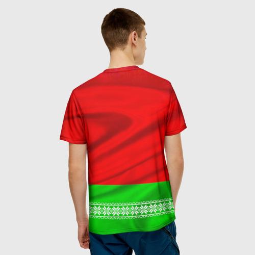 Мужская футболка 3D  Фото 02, Belarus 13