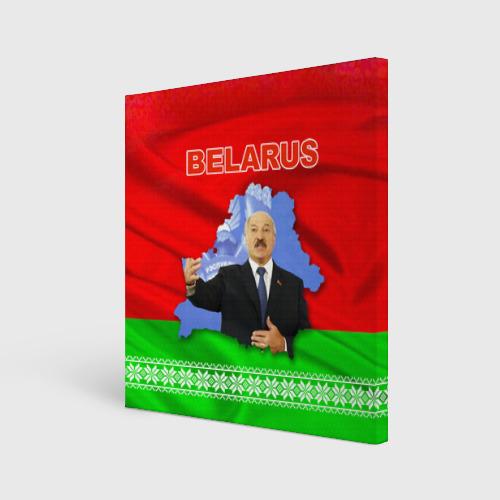 Холст квадратный  Фото 01, Belarus 15