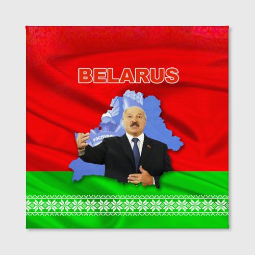 Холст квадратный  Фото 02, Belarus 15