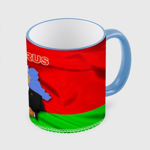 Кружка с полной запечаткой Belarus 15