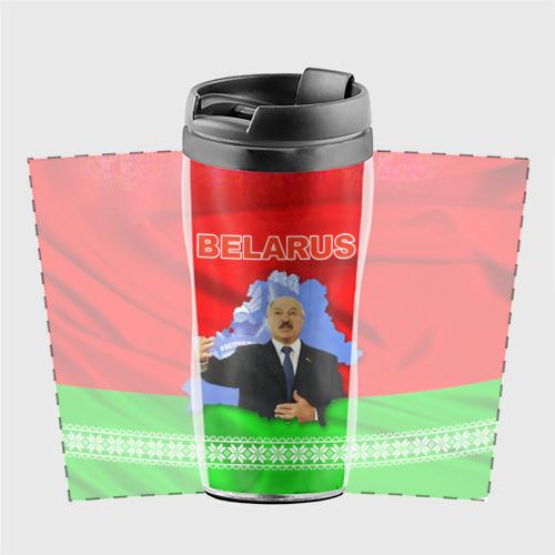 Термокружка-непроливайка  Фото 02, Belarus 15