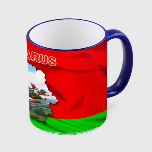 Кружка с полной запечаткой Belarus 16