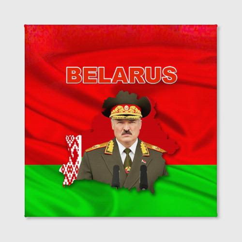 Холст квадратный  Фото 02, Belarus 17