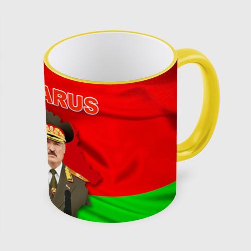 Кружка с полной запечаткой Belarus 17