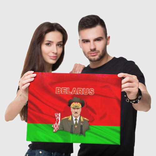 Холст прямоугольный  Фото 05, Belarus 17
