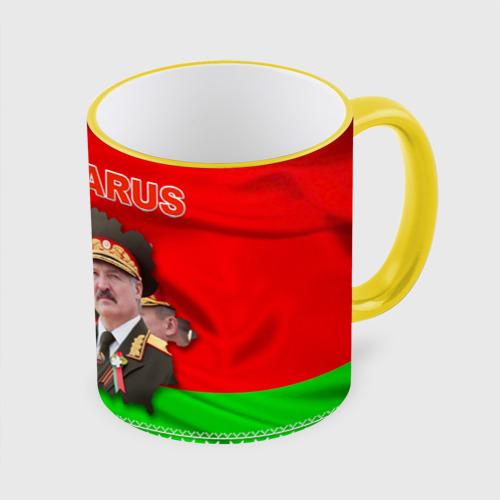 Кружка с полной запечаткой Belarus 18