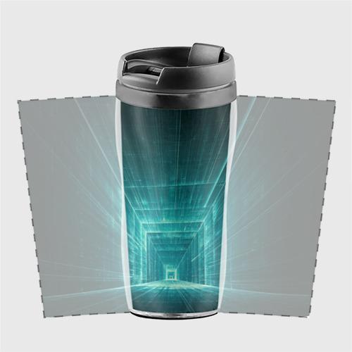 Термокружка-непроливайка  Фото 02, Цифровой тоннель