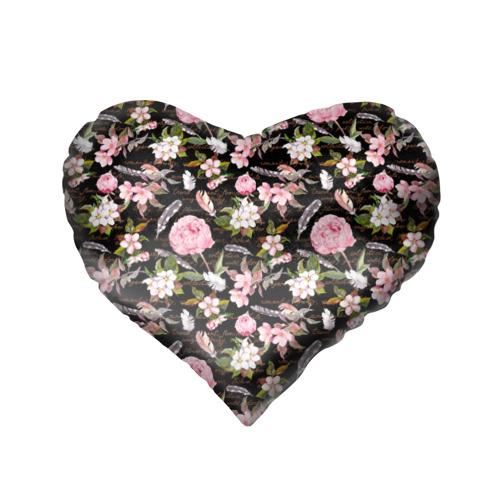 Подушка 3D сердце  Фото 02, Pretty