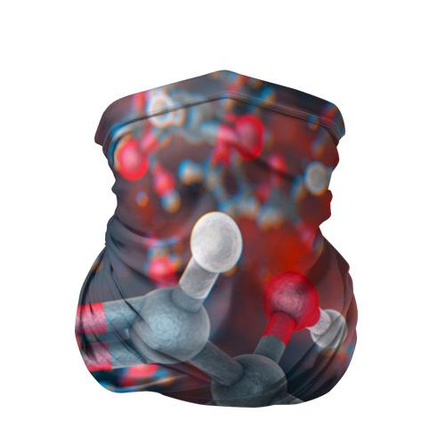Бандана-труба 3D Малекула