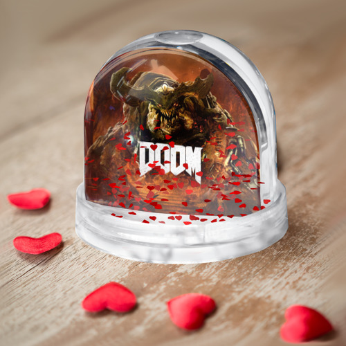Водяной шар  Фото 03, Doom 4 Hell Cyberdemon