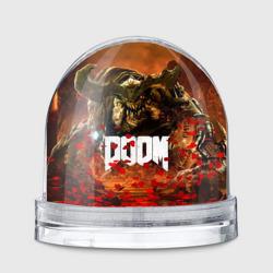 Doom 4 Hell Cyberdemon