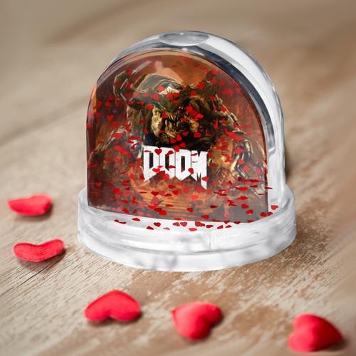 Водяной шар  Фото 04, Doom 4 Hell Cyberdemon