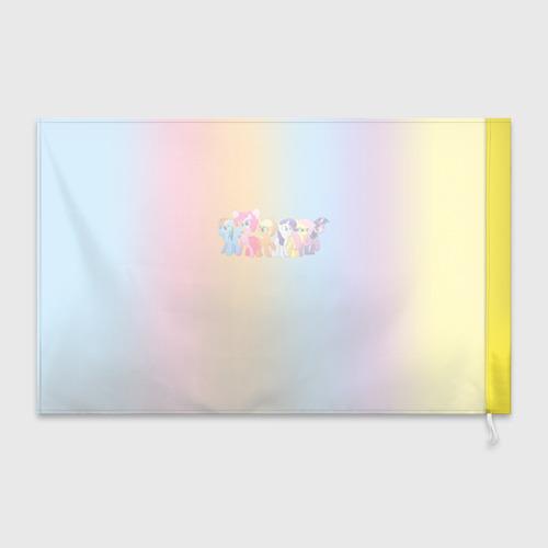 Флаг 3D  Фото 02, My little pony 1