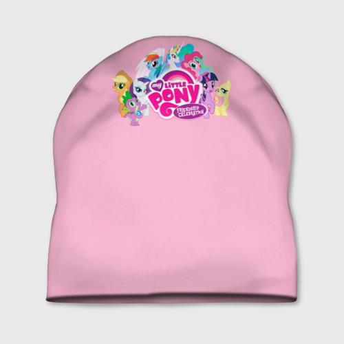 Шапка 3D My little pony 2