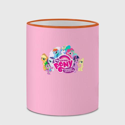 Кружка с полной запечаткой My little pony 2 Фото 01