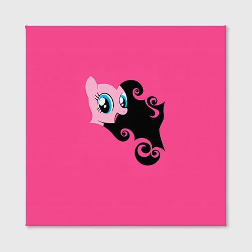Холст квадратный  Фото 02, Me little pony 4