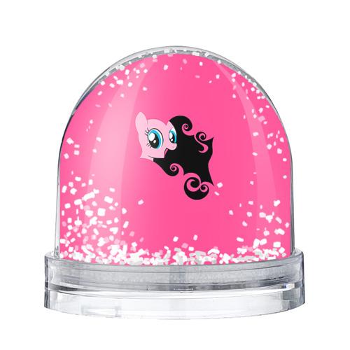 Водяной шар со снегом Me little pony 4