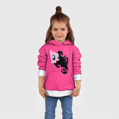 Детская толстовка 3D Me little pony 4