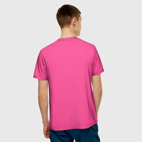Мужская футболка 3D Me little pony 4