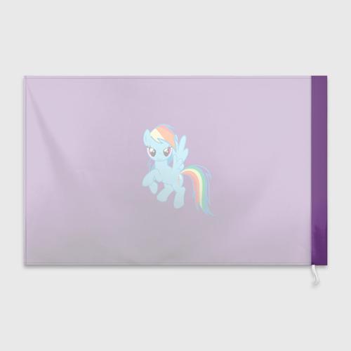 Флаг 3D  Фото 02, Me little pony 5