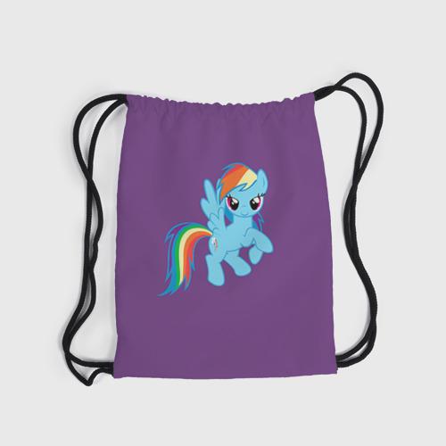 Рюкзак-мешок 3D  Фото 04, Me little pony 5