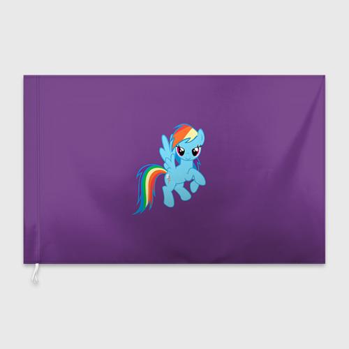Флаг 3D  Фото 03, Me little pony 5