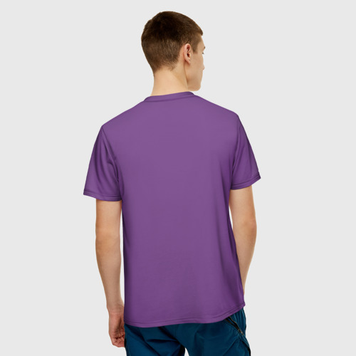 Мужская футболка 3D Me little pony 5