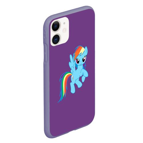 Чехол для iPhone 11 матовый Me little pony 5 Фото 01