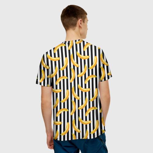 Мужская футболка 3D Banana