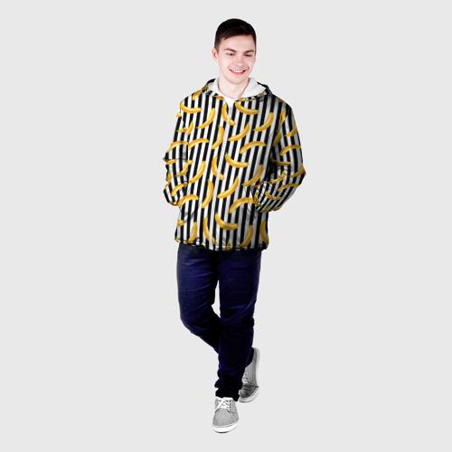 Мужская куртка 3D  Фото 03, Banana