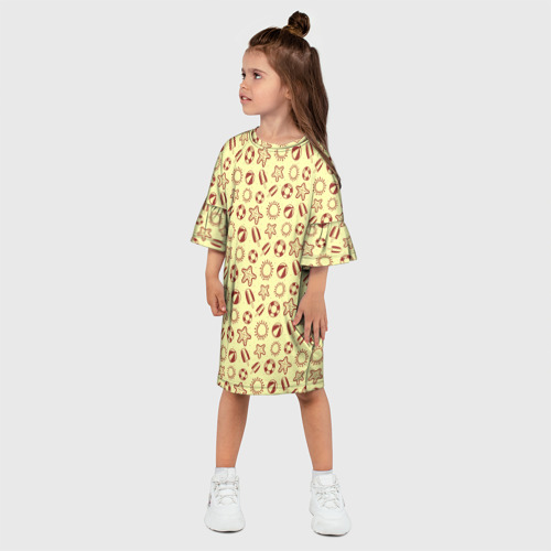 Детское платье 3D  Фото 03, Летнее настроение