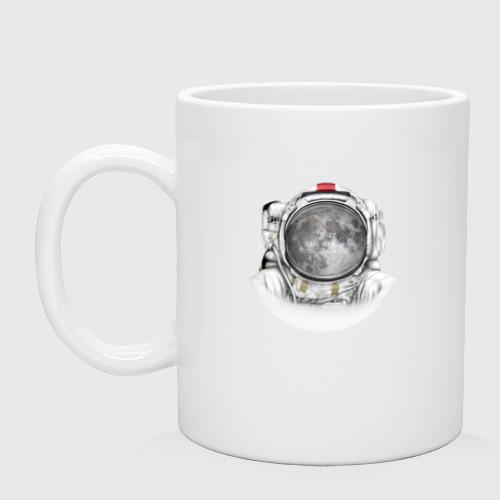 Кружка  Фото 01, Космонавт 1.1