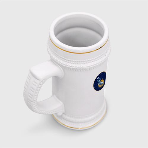 Кружка пивная  Фото 03, Космонавт 10.1