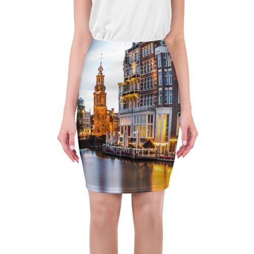 Юбка 3D Амстердам
