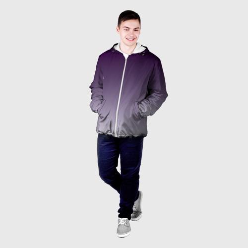 Мужская куртка 3D  Фото 03, Градиент 7
