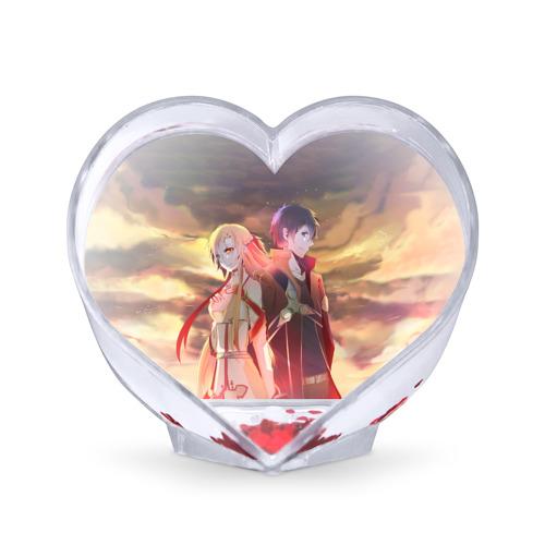 Сувенир Сердце  Фото 01, Sword Art Online