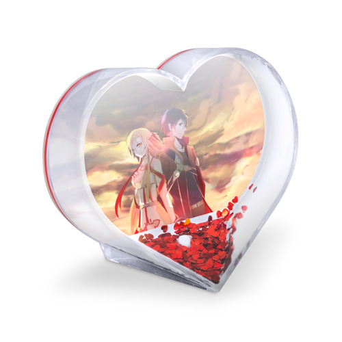 Сувенир Сердце  Фото 03, Sword Art Online