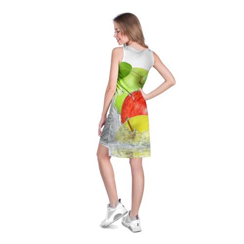Платье-майка 3D  Фото 04, Яблоки
