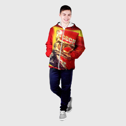 Мужская куртка 3D  Фото 03, СССР 10