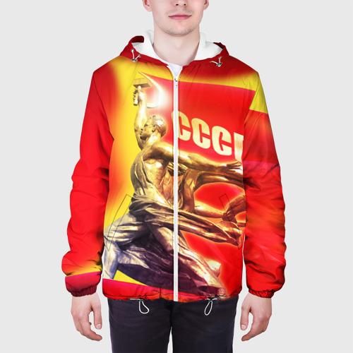 Мужская куртка 3D  Фото 04, СССР 10