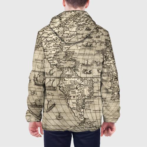Мужская куртка 3D  Фото 05, Карта 15