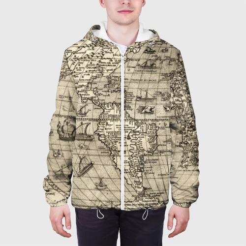 Мужская куртка 3D  Фото 04, Карта 15