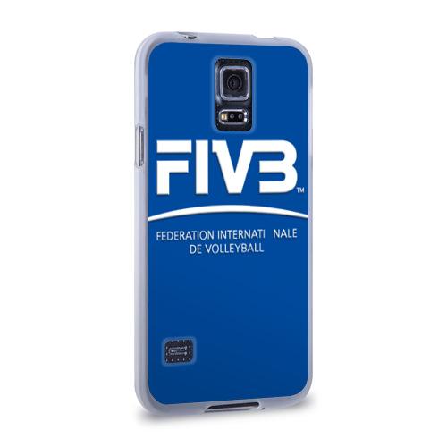 Чехол для Samsung Galaxy S5 силиконовый  Фото 02, Волейбол 2