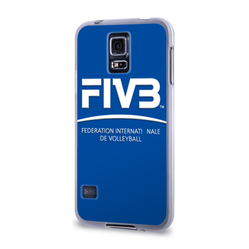 Чехол для Samsung Galaxy S5 силиконовый  Фото 03, Волейбол 2