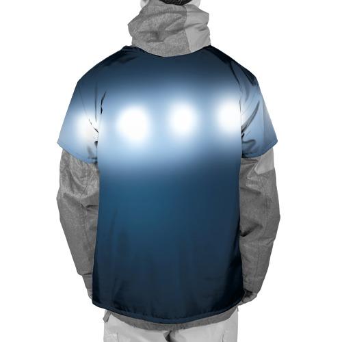 Накидка на куртку 3D Волейбол 4 Фото 01
