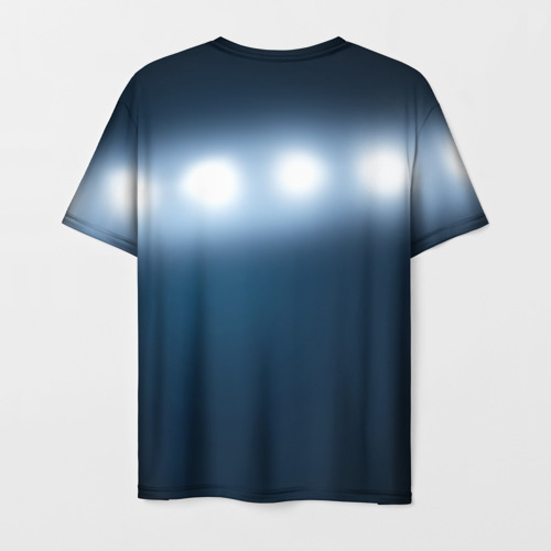 Мужская футболка 3D  Фото 02, Волейбол 4